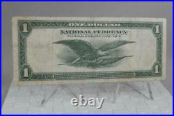 Series 1918 National Currency $1 Dollar Federal Reserve Bank St Louis H-8 P0229